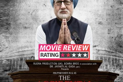 The Accidental Prime Minister Movie Review: