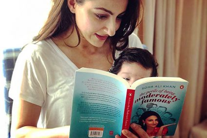Soha Ali Khan: Motherhood is a life changing experience