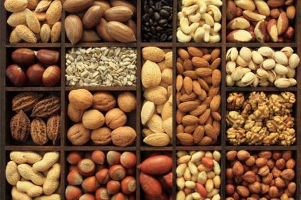 Nuts are also known to be high in healthy fats, protein, and fiber with nutritional properties that can lower cholesterol and improve cognitive health