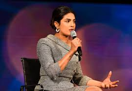 Actress Priyanka Chopra Jonas says sexual harassment had become a norm with women, but people dont have the power to shut them down now.