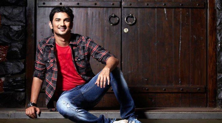 Sushant Singh Rajput's Photoshoot For People's Magazine