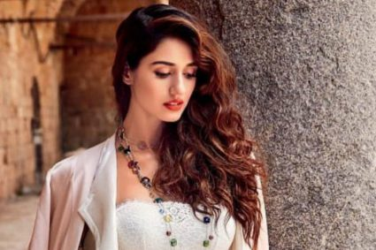 "Disha Patani said she was not ""intimidated"" but excited to work with the star in Bharat. ""It's a good opportunity and I don't know if I'll ever get it again."""