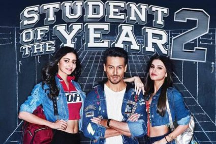 Student Of The Year 2 movie review..