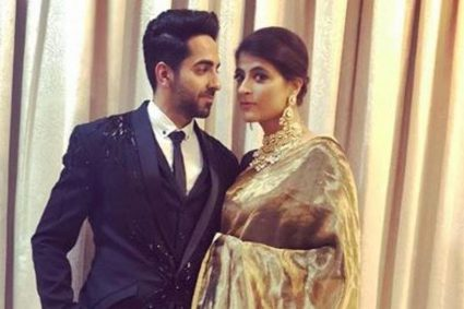 'We were immature,' Ayushmann Khurrana speaks about wife Tahira Kashyap being insecure of him kissing on screen