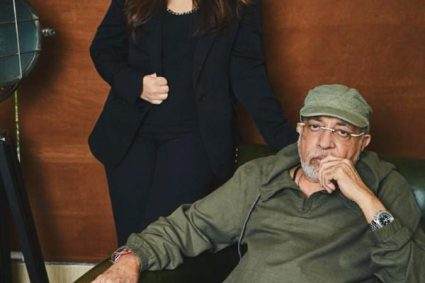 JP Dutta's daughter Nidhi: Today what I am doing is just an extension of him