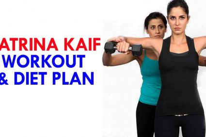 How to stay as fit as Katrina Kaif!