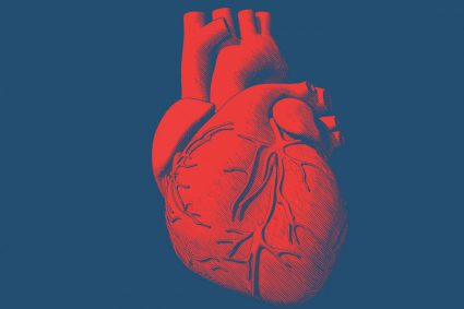 Reduce stress for a healthy heart