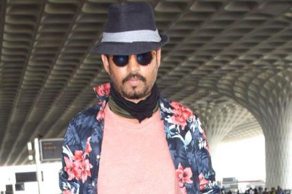 Here's why Irrfan Khan took support of a wheelchair at Mumbai airport
