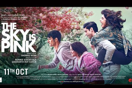 The Sky Is Pink movie review