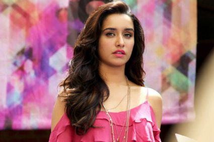 I love pushing myself and my expectations only rise with each passing day: Shraddha Kapoor