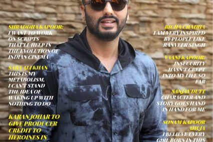 """"""" My Journey From ISHAQZAADE Till PANIPAT Is Like A Dream Come True For Me"""" –  ARJUN KAPOOR"""