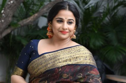 Here's What Makes New Year Special For Vidya Balan