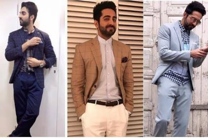 For Ayushmann, music and fashion comes from creativity