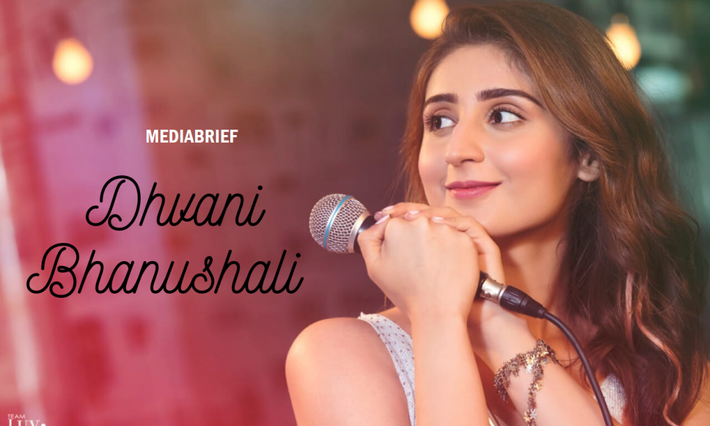 image-Dhvani-Bhanushali-I-love-being-a-playback-singer-but-I-also-want-to-be-known-as-an-independent-artist-Mediabrief