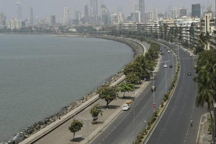 This Is How Mumbai Looks Under Lock down!