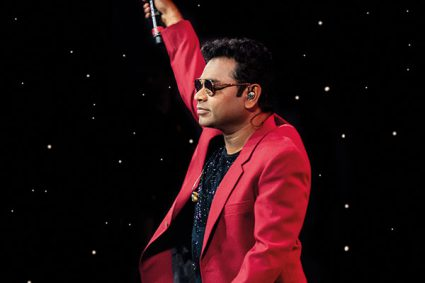 Music maestro AR Rahman says no to drugs!