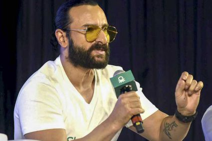 Saif Ali Khan: Even I Have Been A Victim Of Nepotism But Nobody Speaks Of That.