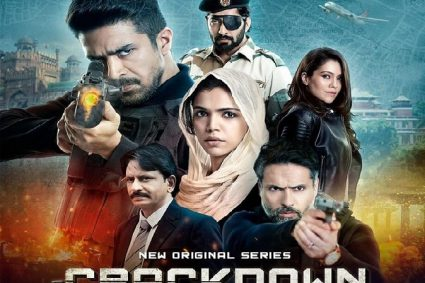 Crackdown web series review