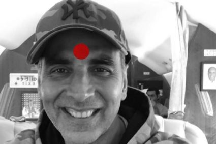 Laxmii: Akshay Kumar Faces Flak For Donning A Red Bindi To Promote His Film