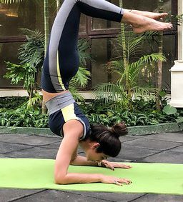 Shilpa Shetty Suggests Yoga For Self-Confidence And Fearlessness