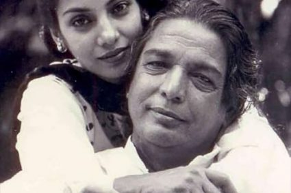 "'I took my father for granted""I was attracted to Javed because he was exactly like my father.'On Kaifi Azmi's 102nd birth anniversary on January 14, his daughter Shabana Azmi goes back in time to celebrate him."