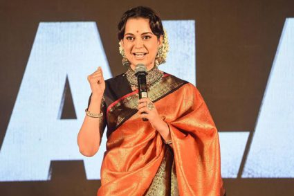 'I have nothing to do with politics'Kangana Ranautreleased the trailer of her filmThalaivion her birthday on March 23.