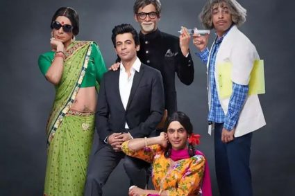 Dr Gulati, Gutthi or Sonu… Who does Sunil Grover love more?Will the actor reveal the answer?Sunil Groverimpresses once again in his new Web series,Sunflower.