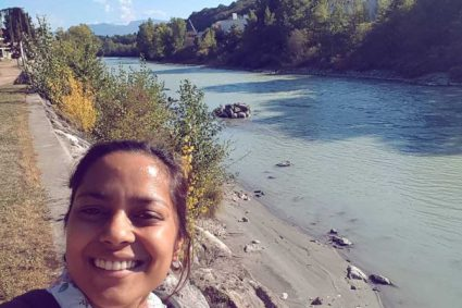 """'The universe gave me a sign when I asked for one""""I wanted to know whether I should stay in Paris or do something else, and in less than a week, I got the call forThe Last Hour.'Shahana Goswami"""