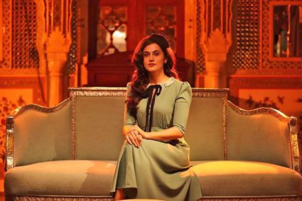 Why Taapsee is 'doubly excited' 'I don't get bored.' 'Tired, yeah, but never bored.'
